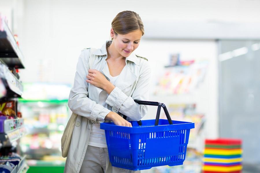 Bevásárló kosár nélkül nincs bevásárlás!